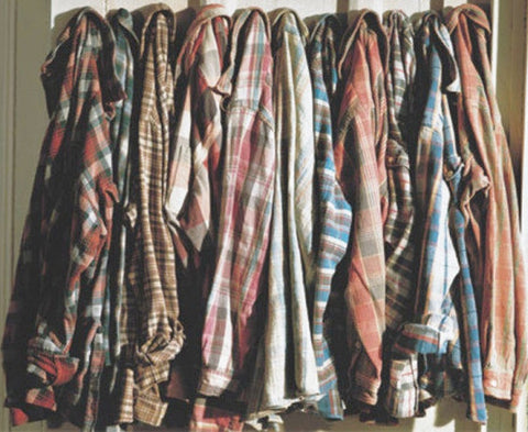 HoBo -OverSized Mystery Grunge Flannels-All Sizes & Colors