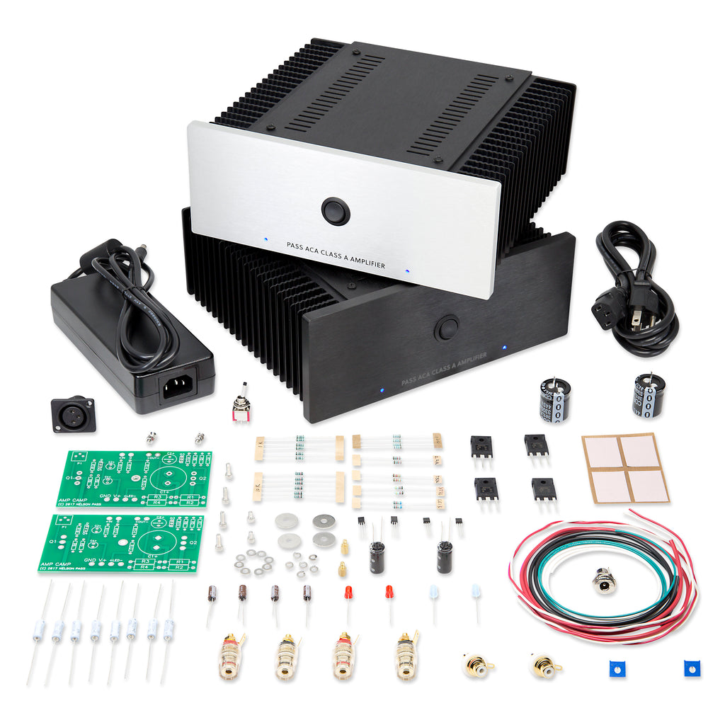 Amp Camp Amp - Complete Kit (SOLD OUT)