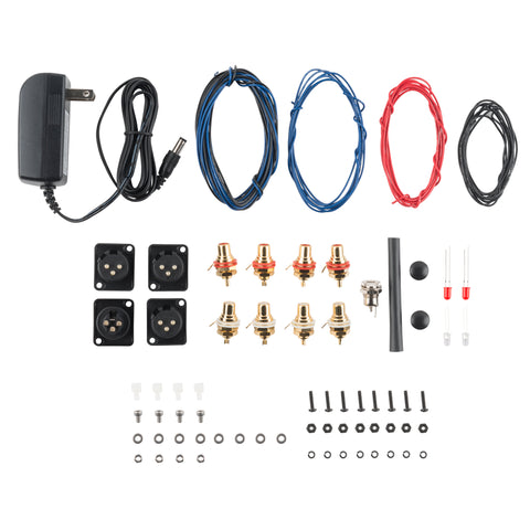 Analog Crossover Network Chassis Extras Kit