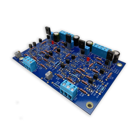 Assembled Kit (requires purchase of both the PCB and the parts kit)