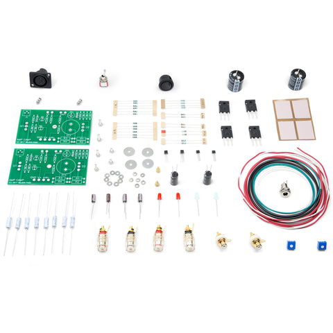 Amp Camp Amp Parts Kit Only (PRE-ORDER NOW, SHIPPING JANUARY 2021)