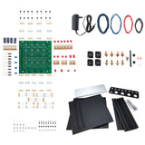 The complete kit: Basic, LXmini, Chassis Extras, and Chassis