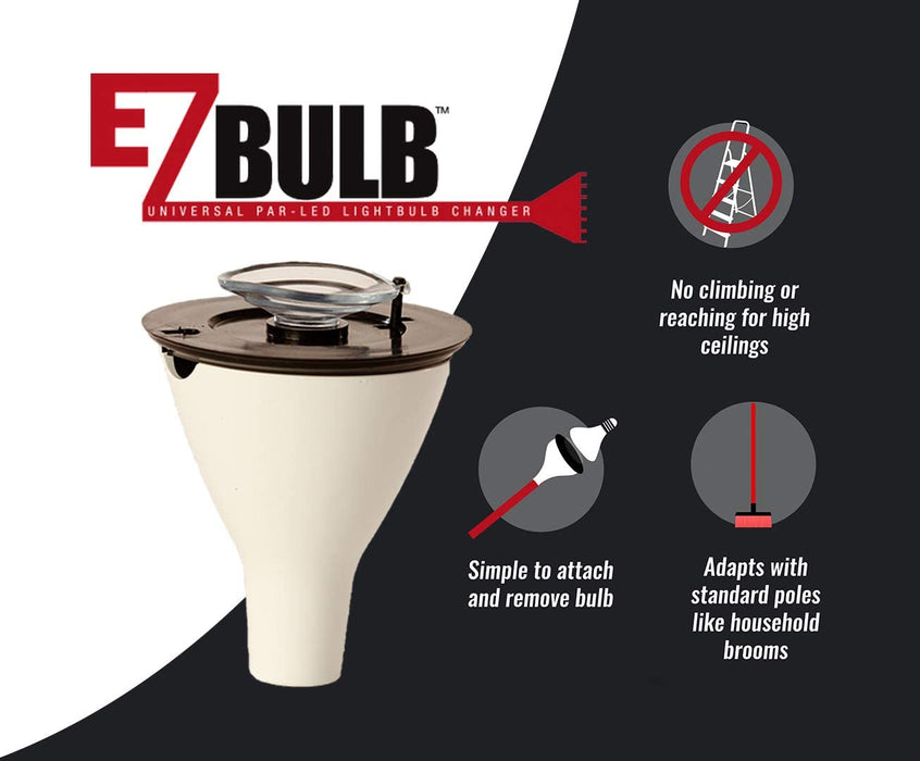 EZ-BULB Universal Suction LED Lightbulb Changer