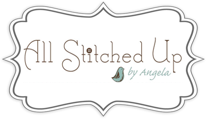 All Stitched Up by Angela