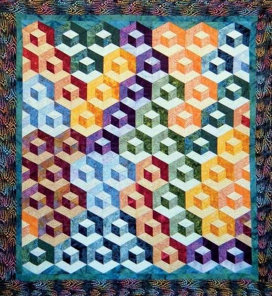 Double Dip Quilt Pattern