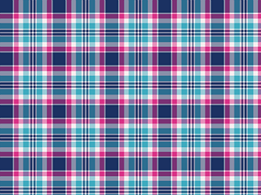 HTV Preppy Girl Plaid