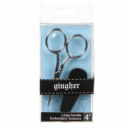 Gingher Scissor 4in Embroidery