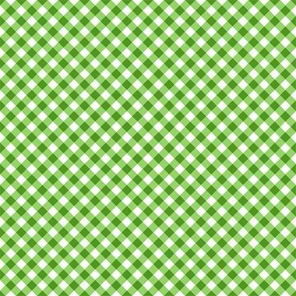 HTV Lime Gingham