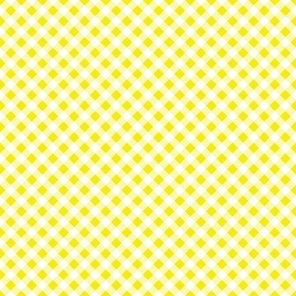 HTV Yellow Gingham