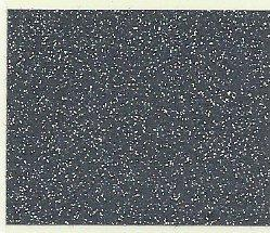 Ultra Dark Gray Glitter Sticky