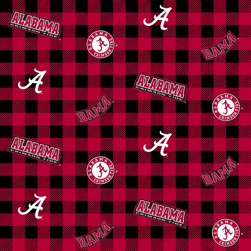 Alabama Buffalo Plaid1207