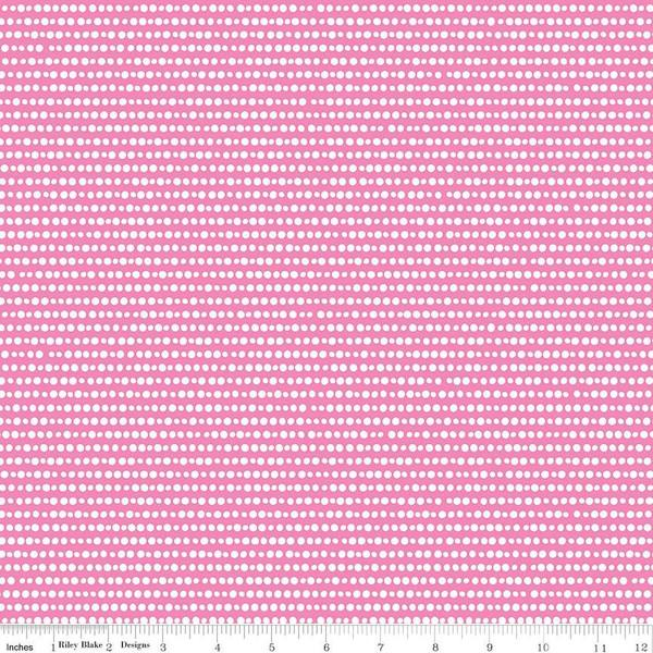Girl Power Dots Pink