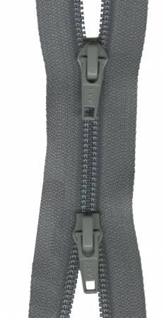 "Jumpsuit Zipper 22"" Gray"