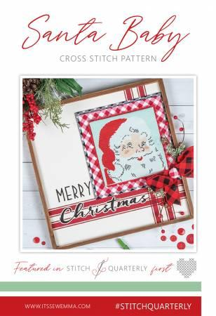 Santa Baby Cross Stitch