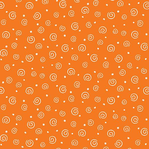 Glow For It Swirl Glow Orange