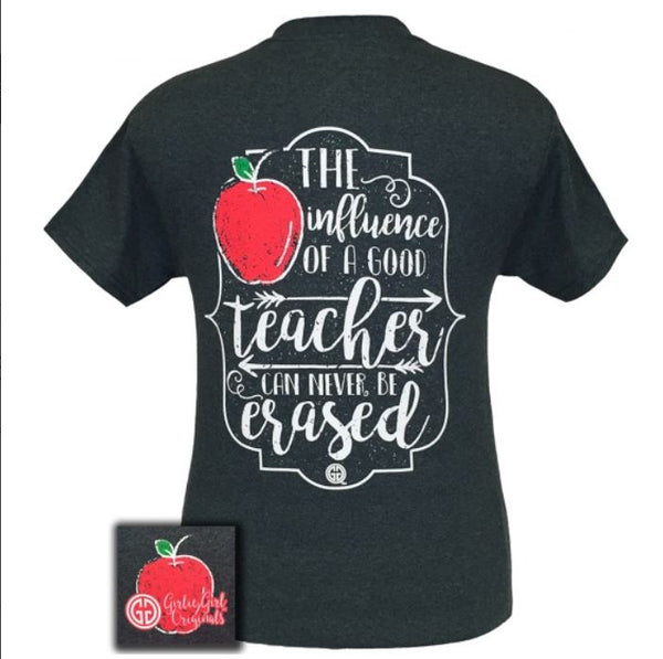 "Girlie Girl Originals ""Good Teacher"" T-shirt-2x"