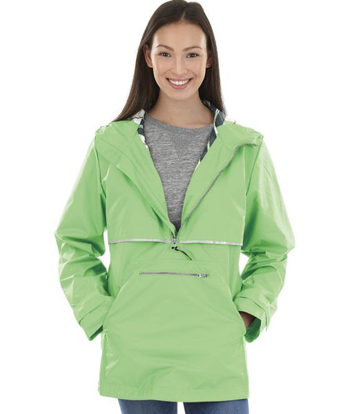 Women's New Englander® Pull Over by Charles River - 3 Color Choices