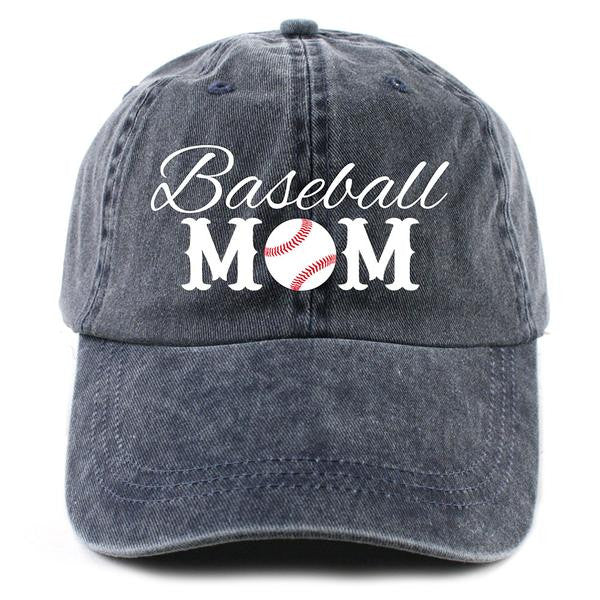 Katydid Baseball Mom Baseball Hat
