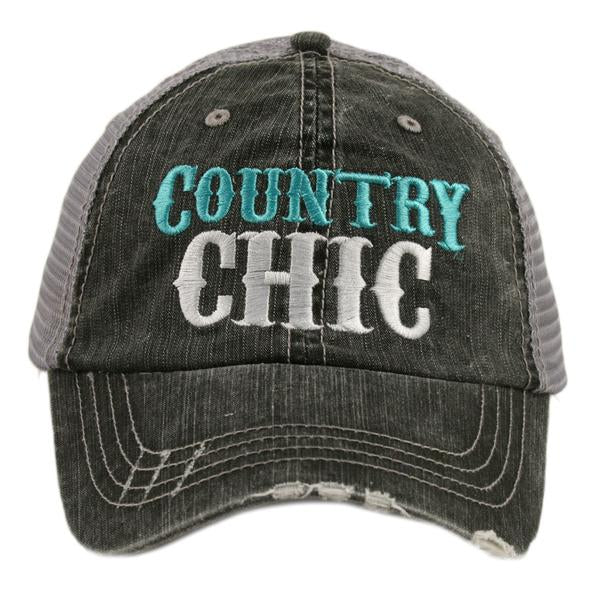 Katydid Country Chic Trucker Hat