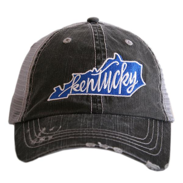 Katydid Kentucky Trucker Hat - 2 Color Choice