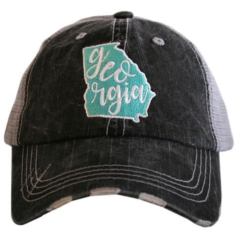 Katydid Georgia Trucker Hat