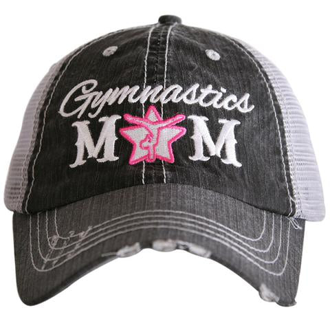 Katydid Gymnastic Mom Trucker Hat