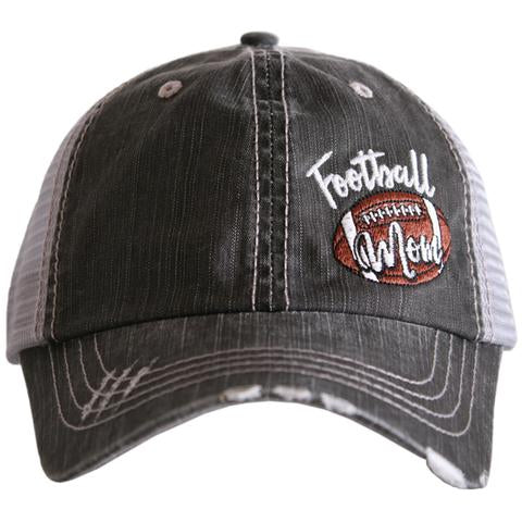 Katydid Football Mom Trucker Hat