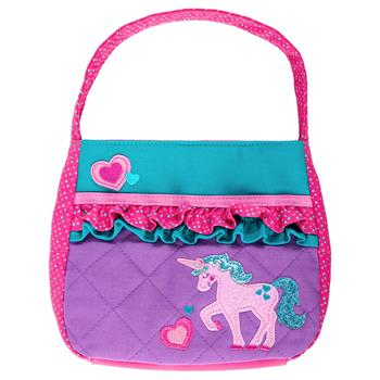 "Quilted ""Unicorn"" Purse"