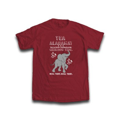 Youth - Yea Alabama Tee