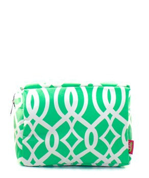 Vine Cosmetic Bag - 4 Color Choices