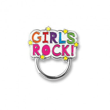 Charm It! - Girls Rock Charm Catcher Pin