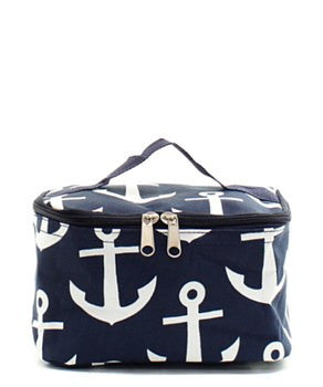 Anchor Small Cosmetic Bag