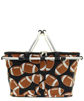 Insulated Picnic Basket Football