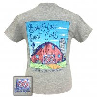 "Girlie Girl Originals ""Barn Hair"" Tee"