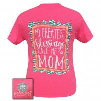 "Girlie Girl Originals ""Mom"" Tee"