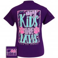 "Girlie Girl Originals ""My Kids""  T-shirt"