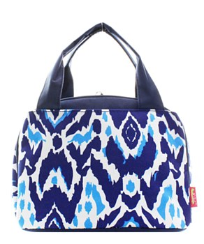 Lunch Tote IKAT