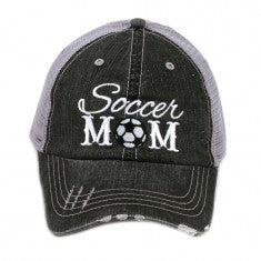Katydid Soccer Mom Trucker Hat