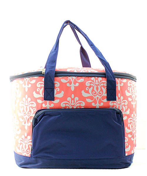 Insulated Cooler Damask