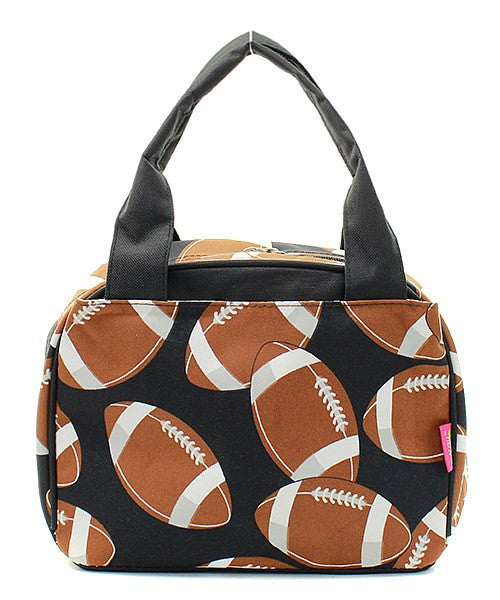 Lunch Tote Football