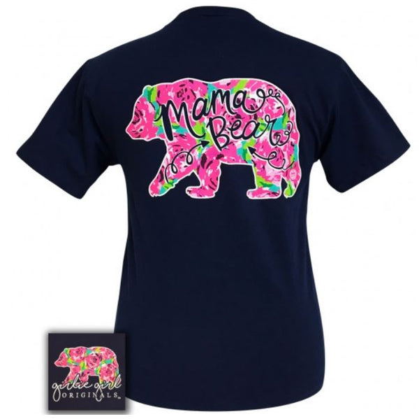 "GG ""Mama Bear"" Lilly Inspired Short Sleeve Tee"