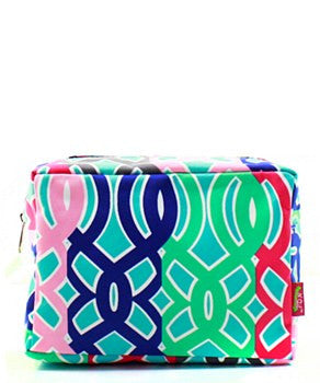 Multi-Vine Cosmetic Bag