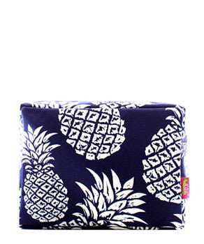 Pineapple Cosmetic Bag