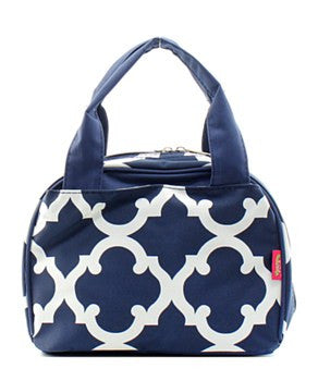 Lunch Tote Geometric - 3 Color Choices