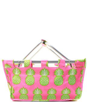 Pineapple Market Tote