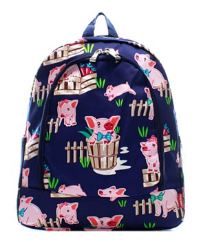 Piglet Backpack - 2 Color Choices