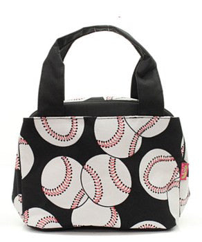 Lunch Tote Baseball