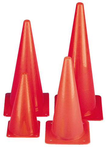 Safety Cones 9""
