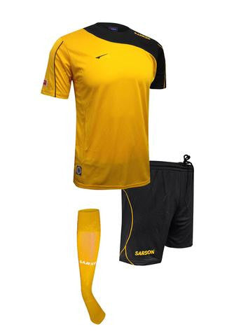 soccer uniform set