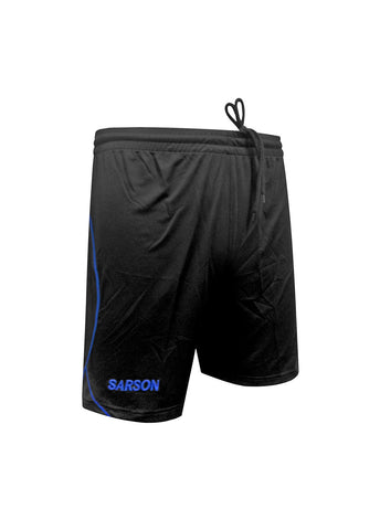 Bastia Shorts Black/Royal